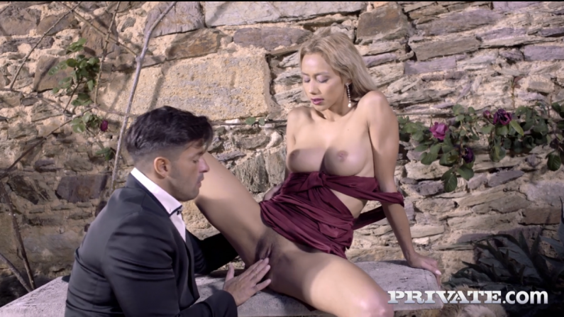 Private Veronica Leal Cock Sucking Masterclass
